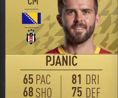 FIFA 22'de en iyi Süper Lig oyuncuları belli oldu