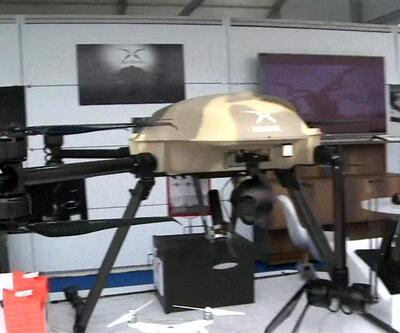 Drone avlayan drone