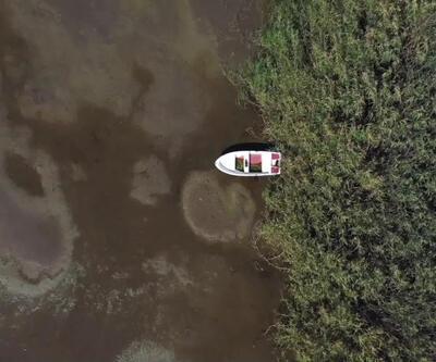 İznik Gölü 30-35 metre çekildi
