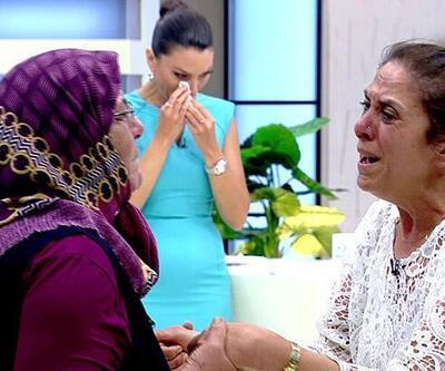 'Ece Üner ile Susma'da duygusal anlar