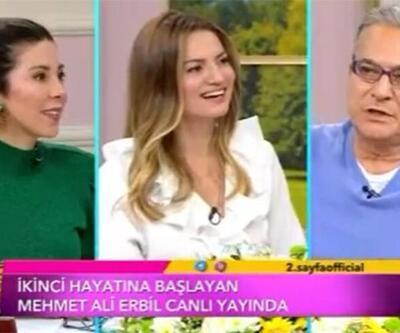 Mehmet Ali Erbil göğüs küçültme ameliyatı olacağını duyurdu