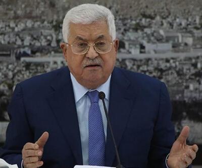 Filistin Devlet Başkanı Abbas: İsrail'e, işgaline son vermesi için bir yıl veriyoruz