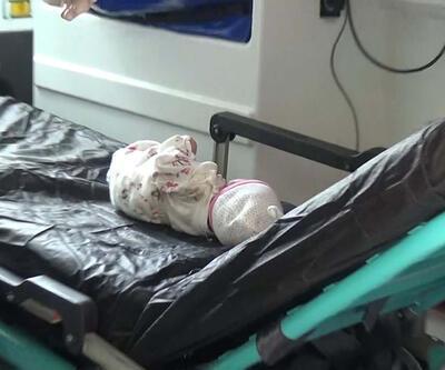 Yeni doğan bebeği diri diri gömmüşler!