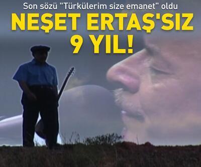 """Son sözü """"Türkülerim size emanet"""" oldu"""