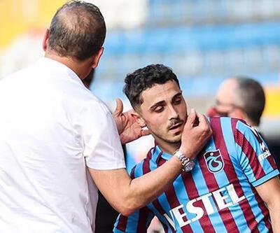Son dakika... Trabzonspor'da Abdülkadir Ömür kararı!