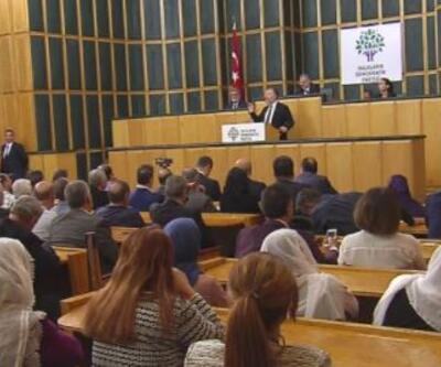 HDP'li Temelli: sözlerimin arkasındayım
