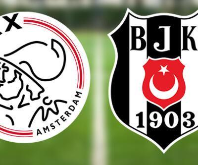 CANLI | Ajax Beşiktaş Şampiyonlar Ligi maçı hangi kanalda, ne zaman, saat kaçta?