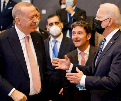 Erdoğan ile Biden ekim sonunda Roma'da görüşecek