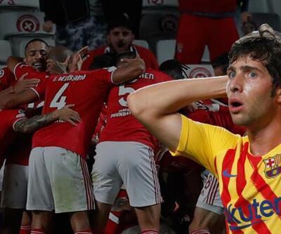 Messi gitti Barcelona dibi gördü! Tarihi şok