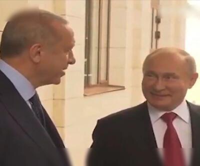 Erdoğan'dan Putin'e antikor sorusu