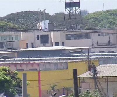Ekvador'da cezaevinde çatışma: 116 ölü