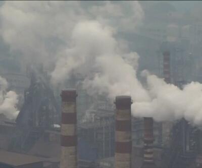 Hava kirliliği alarm veriyor!