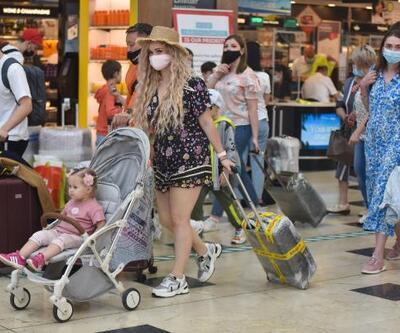 Antalya'da turist sayısı 7 milyonu geçti