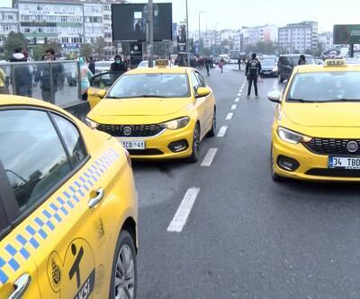 Taksicilere denetim! Ceza yağdı