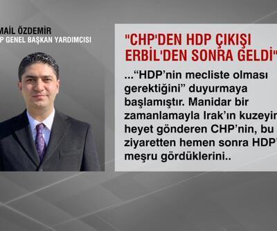 MHP'li Özdemir'den muhalefete HDP tepkisi