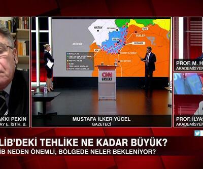 İdlib'deki tehlike ne kadar büyük? ABD S-400'leri neden istemiyor? Akdeniz'de enerji savaşı hazırlığı mı? Ne Oluyor?'da tartışıldı