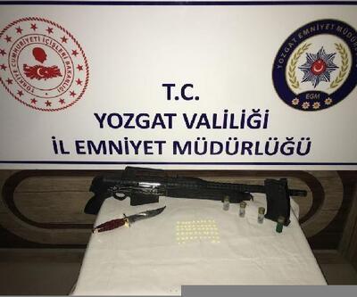 Sorgun'da uyuşturucu operasyonuna 2 tutuklama