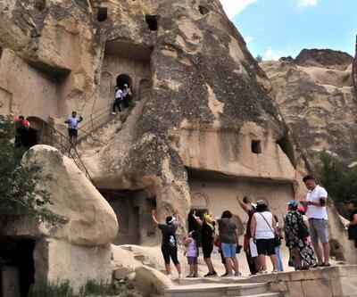 Kapadokya'ya eylülde 358 bin 193 ziyaretçi