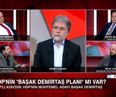 """HDP'nin """"Başak Demirtaş planı"""" mı var? Erdoğan'ın Akşener açıklamalarına kim, ne dedi? Akşener'in aklındaki aday kim? Tarafsız Bölge'de tartışıldı"""