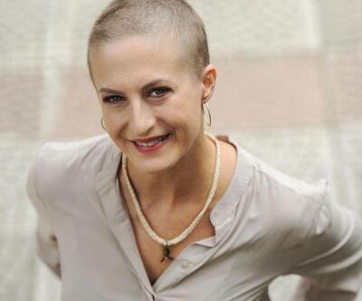 Meme kanseri olan Canan Ergüder yaşadığı zor günleri anlattı