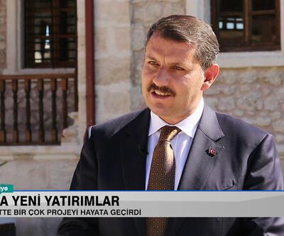 Sivas'ta değişim ve yönetim, İstanbul'da mücevher fuarı ve Türkiye'ye yurt dışı yatırım ilgisi