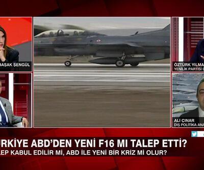 Türkiye ABD'den yeni F-16 mı talep etti? Biden Suriye'de Türkiye'ye karşı neden düşmanlık yapıyor? Atina nükleer silahla mı tehdit etti? Akıl Çemberi'nde değerlendirildi