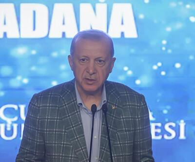 Son dakika... Cumhurbaşkanı Erdoğan: İstismar siyasetini yurt konusunda tekrar görüyoruz