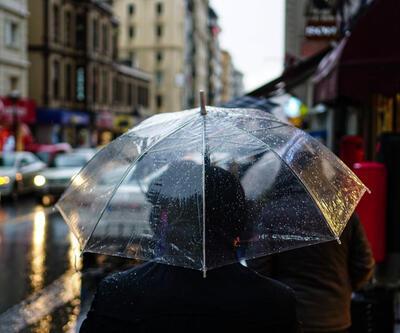 Meteoroloji'den 10 il için yağış uyarısı