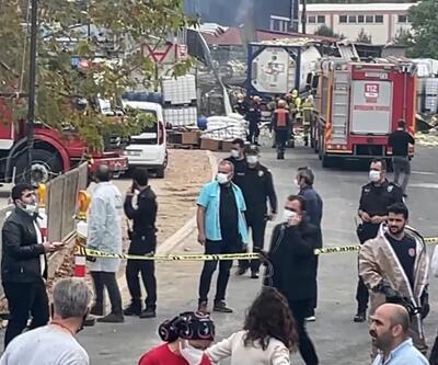 Bursa'da fabrikada patlama: Ölü ve yaralılar var