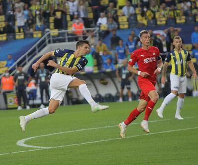 Fenerbahçe'de Alex de Souza'yı geçen çıkmadı!