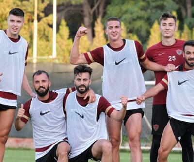 Hatayspor'dan transfer yasağı açıklaması