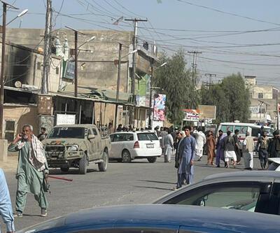 Son dakika...  Afganistan'da camiye bombalı saldırı