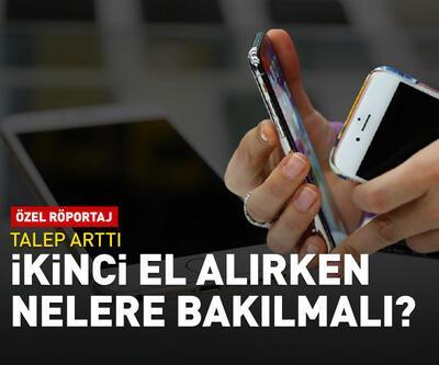 Yenilenmiş ve ikinci el telefon pazarı hareketlendi