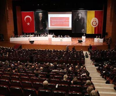 Galatasaray'ın 2019 yılı Olağan Genel Kurul Toplantısı başladı