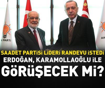 Erdoğan, Karamollaoğlu ile görüşecek mi?