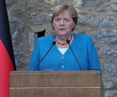 Merkel'den Türkiye ziyareti paylaşımı