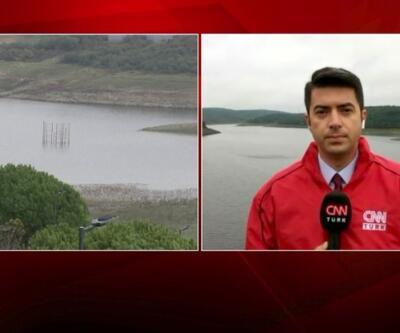 Özel Haber... İstanbul'da barajlar alarm vermeye başladı