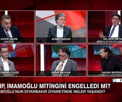 """CHP, İmamoğlu mitingini engelledi mi? Kılıçdaroğlu'nun """"İmamoğlu planı"""" ne? Kılıçdaroğlu memurları tehdit mi etti? Tarafsız Bölge'de tartışıldı"""