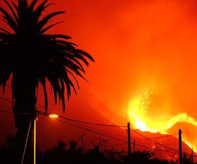 85 milyon metreküp lav püskürttü
