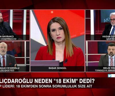 """Kılıçdaroğlu memurları tehdit mi etti? 10 ülke neden """"Kavala'yı bırakın"""" dedi? Kılıçdaroğlu-İmamoğlu rekabeti mi? Akıl Çemberi'nde değerlendirildi"""