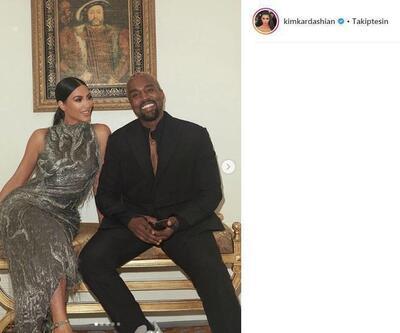 Kim Kardashian çocuklarıyla oturduğu evi Kanye West'ten satın aldı