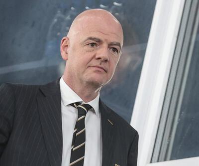 Avrupa'dan FIFA'ya Dünya Kupası resti