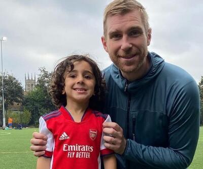 Arsenal 4 yaşındaki Zayn Ali Salman'ı transfer etti