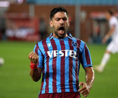 Trabzonspor'da Bakasetas Sörloth'u solladı!