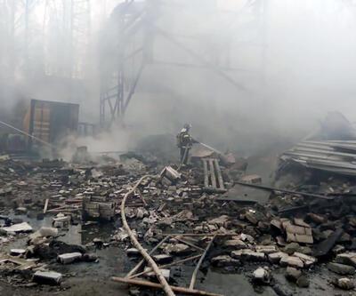 Rusya'da patlama: Çok sayıda ölü var