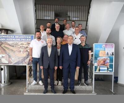 Nilüfer'den kardeş kent Gazimağusa'ya ziyaret