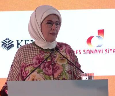 Emine Erdoğan: Eğitim vazgeçilmez bir ihtiyaçtır