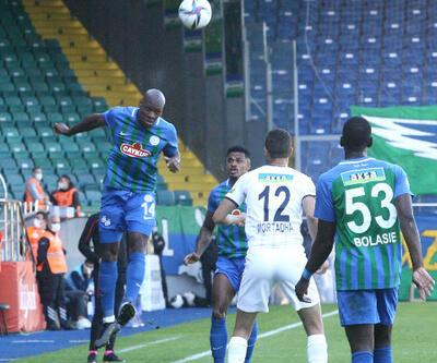 Çaykur Rizespor - Kasımpaşa: 2-1