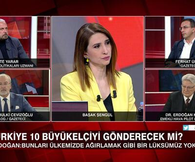 Türkiye 10 büyükelçiyi gönderecek mi? 15 casus Türkiye'de neyin peşindeydi? 1,4 milyar dolar, F-35 ve F-16 meseleleri Akıl Çemberi'nde değerlendirildi