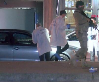 Beyoğlu'nda restorana silahlı saldırı